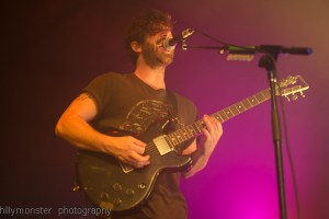 Picture Book: Foals @ The Goat Farm 4/30