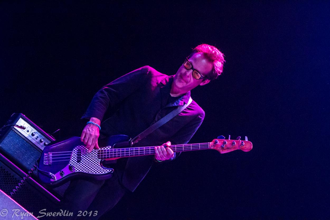 Gary Clark Jr. bass (1 of 1)