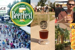 Heritage Sandy Springs BeerFest, Breweries & Bands List, Saturday 4/27