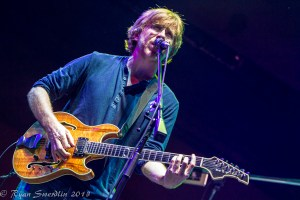 Live Music Review & Picture Book: Phish @ Verizon Wireless Encore Park