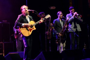 Picture Book & Live Review: Iron & Wine at The Tabernacle Nov. 11th
