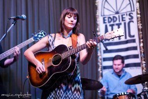 Picture Book and Review: Jill Andrews @ Eddie's Attic, December 2nd