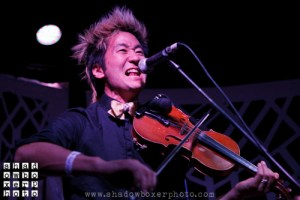 Picture Book: Kishi Bashi @ The Earl, March 14th
