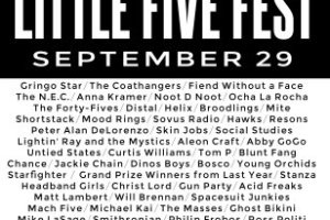 Preview: Little Five Fest @ Little 5 Points, September 29, 2012