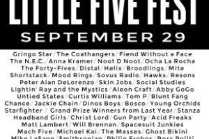 Preview: Little Five Fest @ Little 5 Points, September 29, 2012