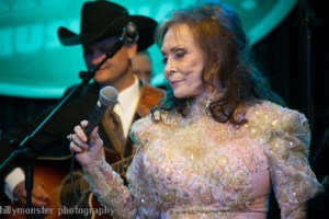 Picture Book: Loretta Lynn at Milltown Music Hall 4/25