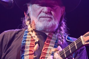 Picture Book: Willie Nelson & Jamye Johnson @ Chastain Park Amphitheater June 15