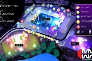 Magnetic Music Fest Releases Site Map, KSU Sports & Recreation Park, Saturday 4/20