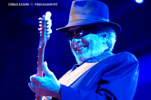 Picture Book: Merle Haggard with Chris Janson Live at The Atlanta Botanical Gardens August 10th
