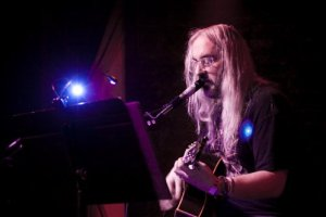 Picture Book: J Mascis at The EARL, April 7