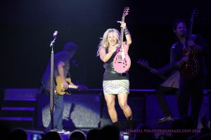 Photos of Miranda Lambert at Aaron's Amphitheatre in Atlanta