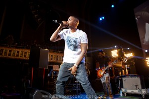 Picture Book: Nas @ the Tabernacle Friday, November 2nd!