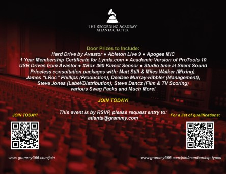 Recording Academy Membership Benefits