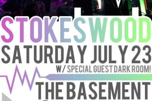 15 Questions With Stokeswood; Playing The Basement, July 23