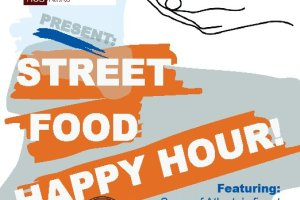 Join Us for Street Food Happy Hour on Wednesday, June 22! – UPDATED!