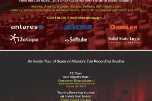 Tour Atlanta's Top Recording Studios