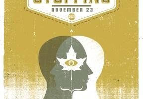 Whatya Ya Thankful Fer? The Dear Hunter, Kevin Devine, & Big Jesus; Playing The Stuffing, Nov. 23