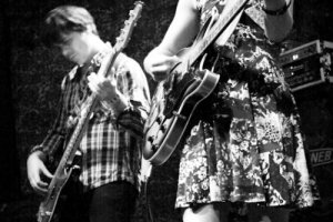 Picture Book: The Vaselines, Jeffrey Lewis at The EARL, October 12