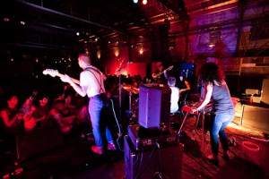 Picture Book: Thee Oh Sees & Ty Segall @ The Goat Farm Sept.18th, 2012