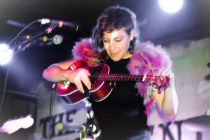 Live Review: tUnE-yArDs at The Basement, October 4