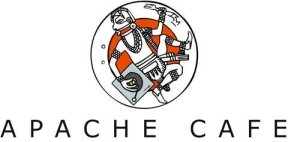 Apache Cafe logo