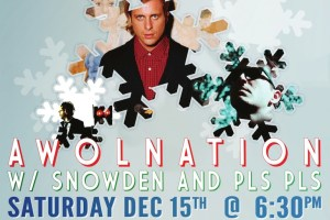 New Openers Just Announced for AWOLNATION (Dec. 15) and MUTEMATH (Dec. 22) at Atlantic Station