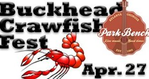 Buckhead Crawfish Fest @ Park Bench April 27th!