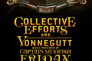 Collective Efforts and Vonnegutt at Smith's Olde Bar – June 18