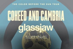 Coheed and Cambria at Tabernacle Atlanta on sale Oct. 30