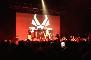 Live Review: Die Antwoord @ Center Stage, October 20th