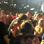 Gavin Rossdale in Crowd