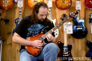 AMG Visits The Guitar Center's Platinum Room