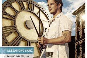 CD Review: Alejandro Sanz — Parasio Express