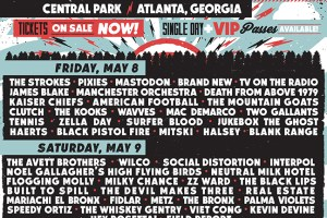 Shaky Knees Daily Lineup Announced!