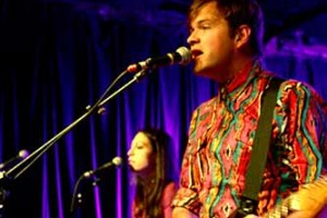 Live Review & Picture Book: St. Lucia @ Vinyl, 3/19