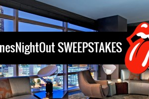 Giveaway: Win the Ultimate Rolling #StonesNightOut in ATL via Freshtix