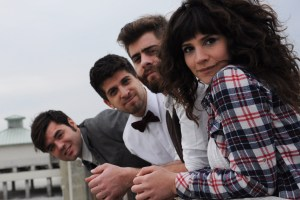 Interview: Swear and Shake- Playing @ Eddie's Attic July 28th!