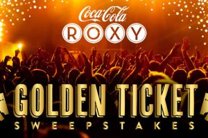 Enter to win TWO tickets to every show at the CocaCola Roxy in 2017