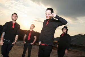 5GB With The Parlotones; Playing Smith's Olde Bar, Saturday May 26th