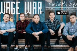 Wage War releases 'Blueprints,' plays Center Stage Dec. 15