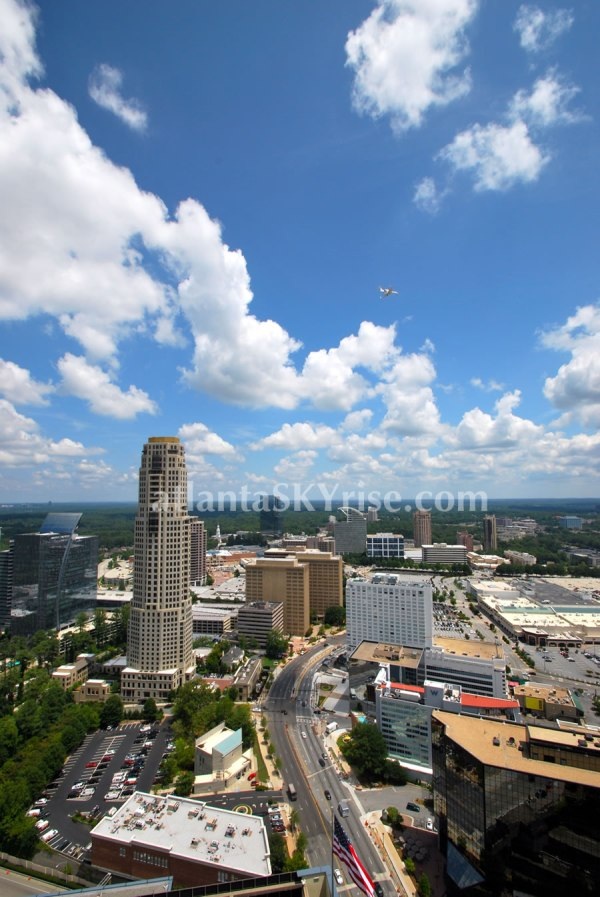 The Buckhead Skyrise from Sovereign