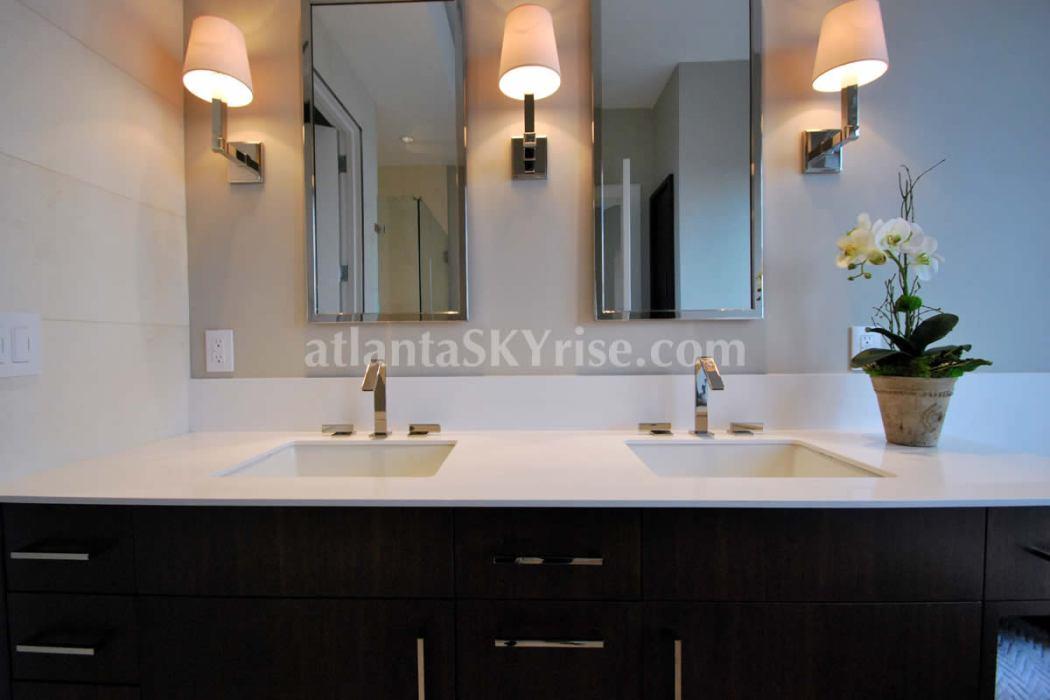 Mandarin Oriental Residences Atlanta 45A Master Bathroom 1