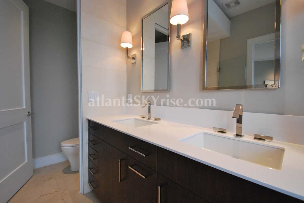 Mandarin Oriental Residences Atlanta 45A Master Bathroom 3