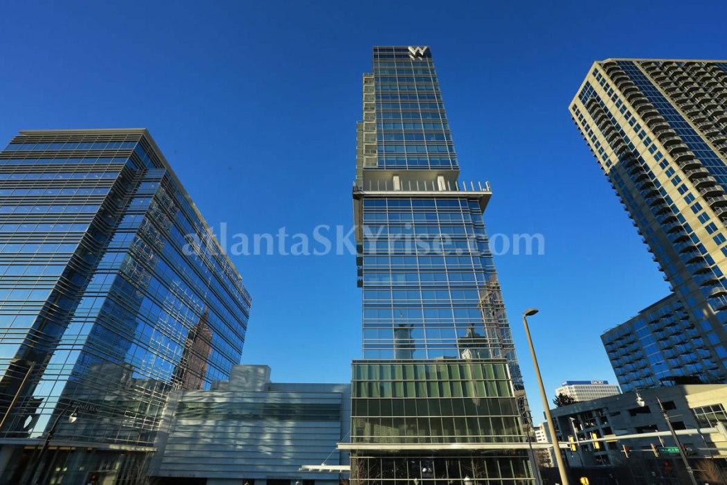W Atlanta Residences 2304 Exterior 1