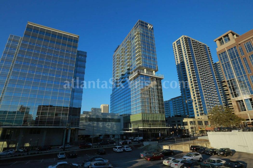 W Atlanta Residences 2304 Exterior 2