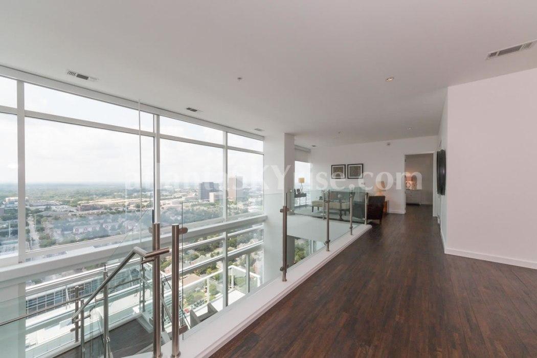 W Residences 45 Ivan Allen Penthouse 2703 Upper Landing