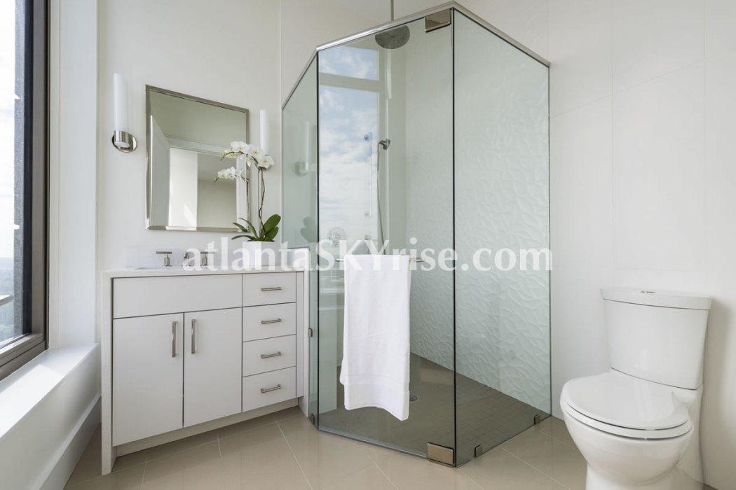 Mandarin Oriental Residences Atlanta Unit 39 Guest Bathroom Two 1