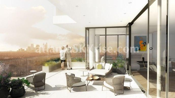 Emerson Model Terrace