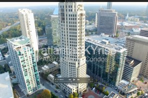 Mandarin Oriental Residences Buckhead Atlanta SkyView Video