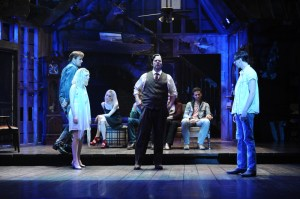 Ghost Brothers of Darkland County at Atlanta's Alliance Theatre